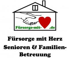 Fürsorge mit Herz Senioren & Familien-Betreuung Logo (GPTO, 2019)