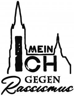 MEIN ICH GEGEN Rassismus Logo (DPMA, 2020)