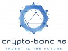 crypto-bond AG INVEST IN THE FUTURE Logo (DPMA, 2019)