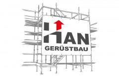 HAN GERÜSTBAU Logo (DPMA, 2019)