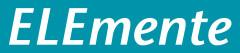 ELEmente Logo (DPMA, 2020)
