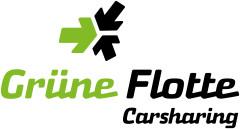 Grüne Flotte Carsharing Logo (DPMA, 2019)