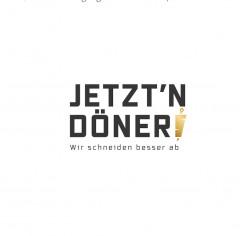 JETZT'N DÖNER Wir schneiden besser ab Logo (DPMA, 2019)