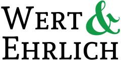 WERT & EHRLICH Logo (DPMA, 2019)