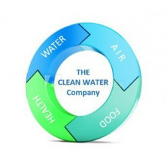 WATER AIR FOOD HEALTH THE CLEAN WATER Company Logo (DPMA, 2019)