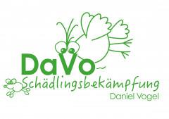 DaVo Schädlingsbekämpfung Logo (DPMA, 2019)