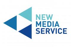 NEW MEDIA SERVICE Logo (DPMA, 2019)