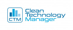 CTM Clean Technology Manager Logo (DPMA, 2019)