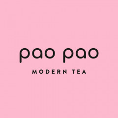 pao pao MODERN TEA Logo (GPTO, 2019)