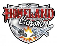 HOMELAND Custom Logo (DPMA, 2019)