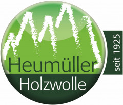 Heumüller Holzwolle seit 1925 Logo (GPTO, 2020)