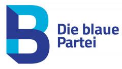 Die blaue Partei Logo (GPTO, 2017)