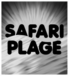 SAFARI PLAGE Logo (DPMA, 2019)