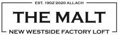 EST. 1902'2020 ALLACH THE MALT NEW WESTSIDE FACTORY LOFT Logo (DPMA, 2020)