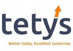 tetys Better today. Excellent tomorrow. Logo (DPMA, 2019)