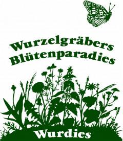Wurzelgräbers Blütenparadies Wurdies Logo (DPMA, 2020)