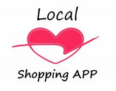 Local Shopping APP Logo (DPMA, 2019)