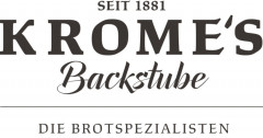 SEIT 1881 KROME'S Backstube DIE BROTSPEZIALISTEN Logo (DPMA, 2020)