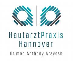 aa HautarztPraxis Hannover Dr. med. Anthony Arayesh Logo (DPMA, 2019)