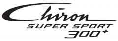 Chiron SUPER SPORT 300 + Logo (DPMA, 2019)