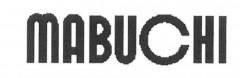 MABUCHI Logo (DPMA, 2019)
