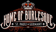 HOME OF BURLESQUE Logo (DPMA, 2019)