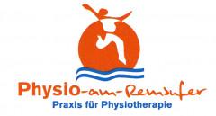Physio-am-Remsufer Praxis für Physiotherapie Logo (DPMA, 2019)