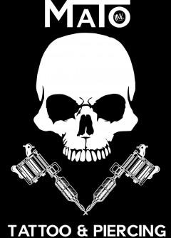 MATO TATTOO & PIERCING Logo (DPMA, 2020)