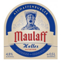 ASCHAFFENBURGER Maulaff Helles NATURTRÜB Logo (GPTO, 2019)