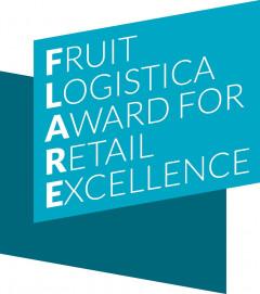 FRUIT LOGISTICA AWARD FOR RETAIL EXCELLENCE Logo (DPMA, 2019)