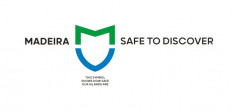 MADEIRA SAFE TO DISCOVER THIS SYMBOL SHOWS HOW SAFE OUR ISLANDS ARE