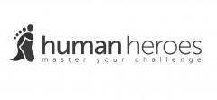 human heroes master your challenge Logo (IPI, 2019)