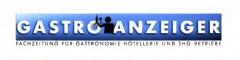 GASTRO ANZEIGER FACHZEITUNG FÜR GASTRONOMIE HOTELLERIE UND SHG-BETRIEBE Logo (IGE, 2020)
