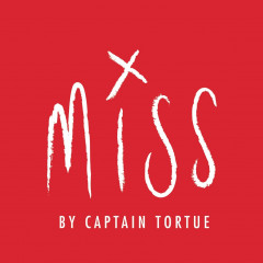 MISS BY CAPTAIN TORTUE Logo (IGE, 2020)