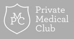 PMC Private Medical Club Logo (IPI, 2019)