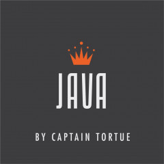 JAVA BY CAPTAIN TORTUE Logo (IGE, 2020)