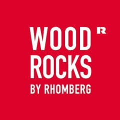 WOOD R ROCKS BY RHOMBERG