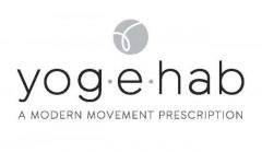 YOG·E·HAB A MODERN MOVEMENT PRESCRIPTION Logo (USPTO, 2018)