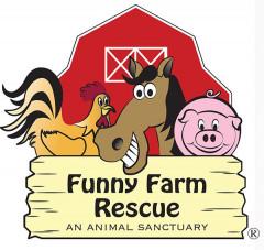 FUNNY FARM RESCUE AN ANIMAL SANCTUARY